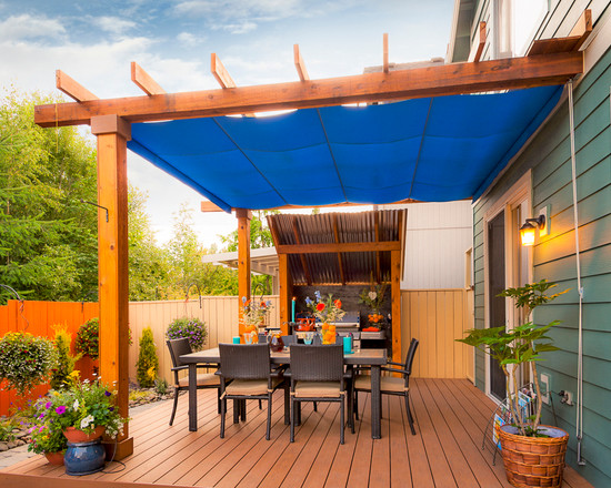 Pergola Canopy Designs And Ideas