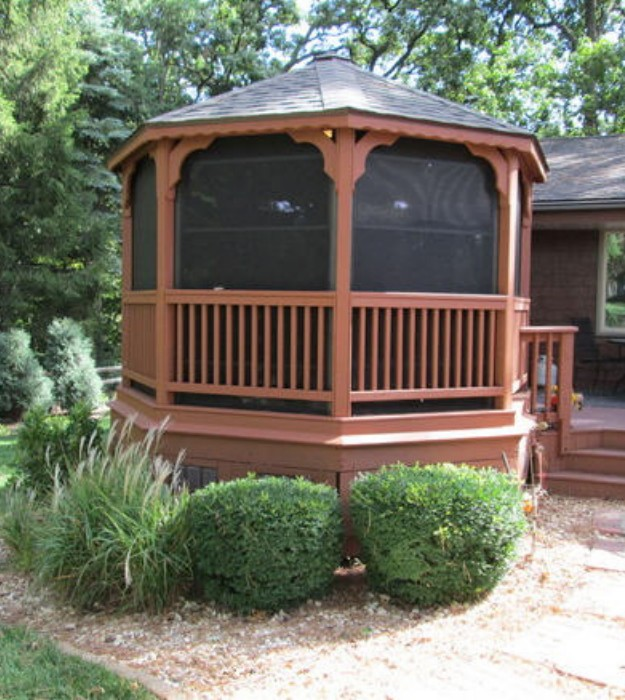 Gazebo Backyard Ideas : Gazebo Ideas for Backyard  Pergolas  Gazebo