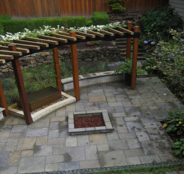 Pergola ideas for small backyards pergola gazebos - Gazebo ideas for backyard ...