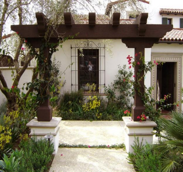 Pergola Ideas For Backyard : Pergola Ideas for Small Backyards  Pergolas  Gazebo