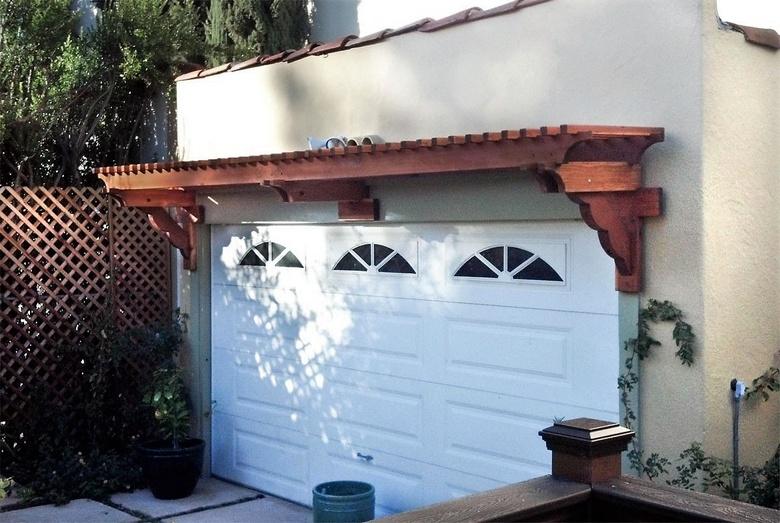 Pergola Over Garage Plan - Pergola Over Garage An Excellent Option Pergola Gazebos