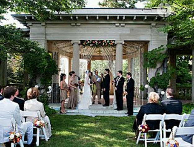 Pergola Wedding Decoration Ideas