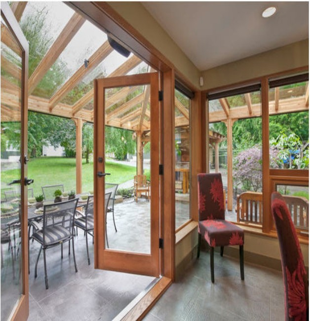 Glass roof pergolas pergola gazebos - Glas pergola ...