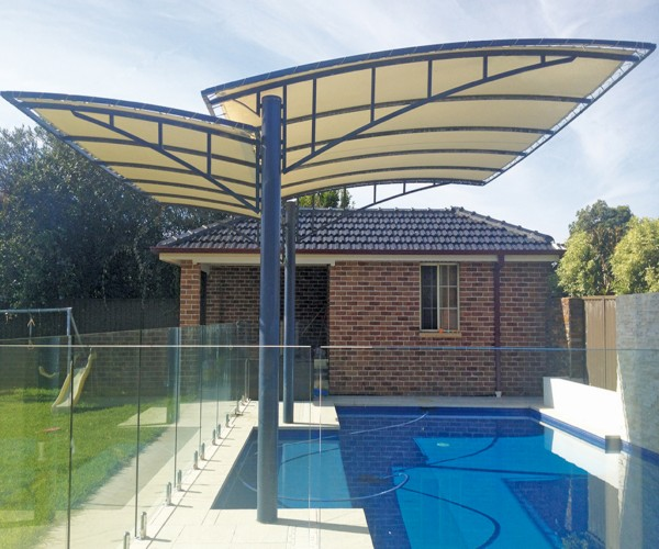 Pergola Over the Pool A Wonderful Choice
