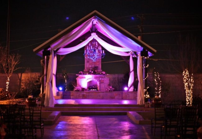 Outdoor Chandeliers for Gazebos