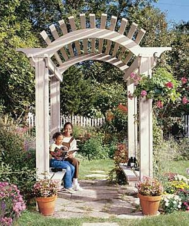 Arbor Design Ideas