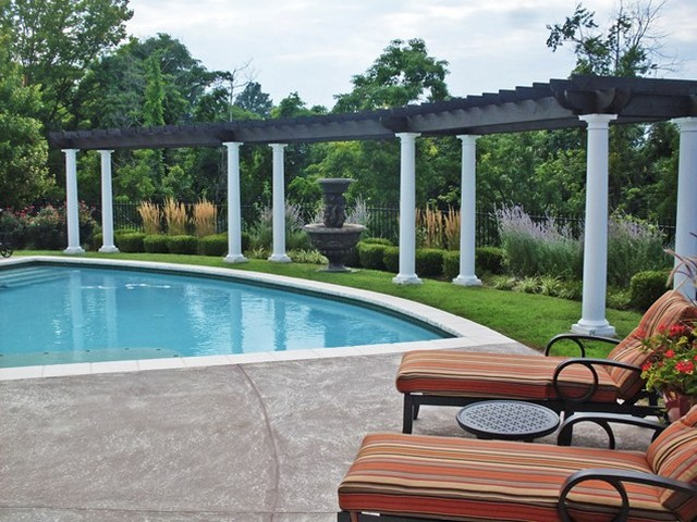comfortable and cozy pool pergola ideas pergolas gazebo