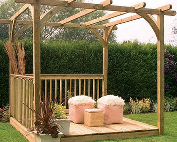 8×8 Pergolas Kits And Plan Ideas