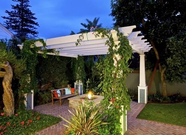 Floral Pergola Projects 5
