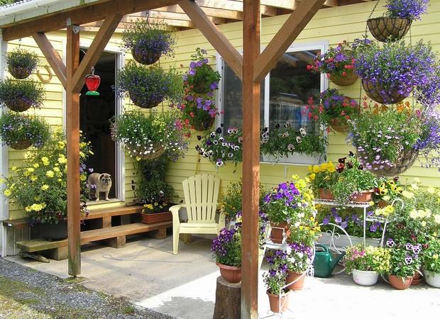 Floral Pergola Projects 7