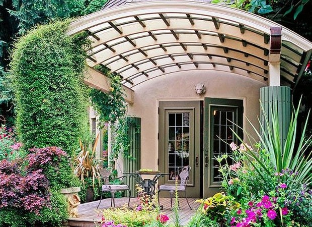 The Floral Pergola Projects