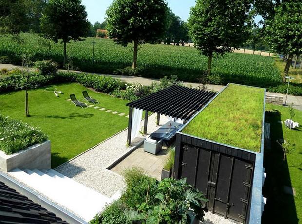 Garden Pergola Plannings 1
