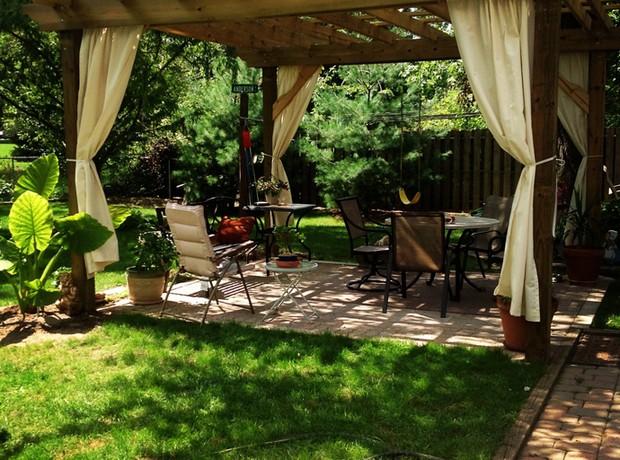 Garden Pergola Plannings 3