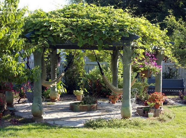 Garden Pergola Plannings 4