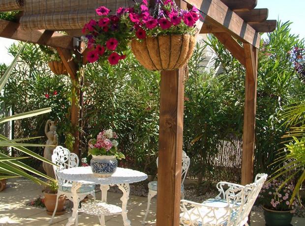 Garden Pergola Plannings 5