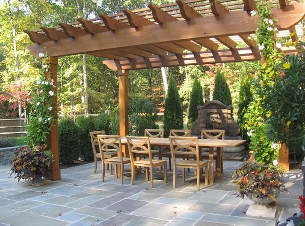 Garden Pergola Plannings 6