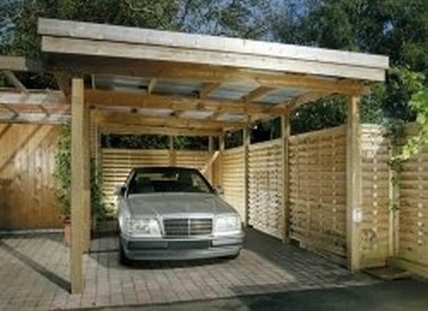 Pergola Garage Ideas 6
