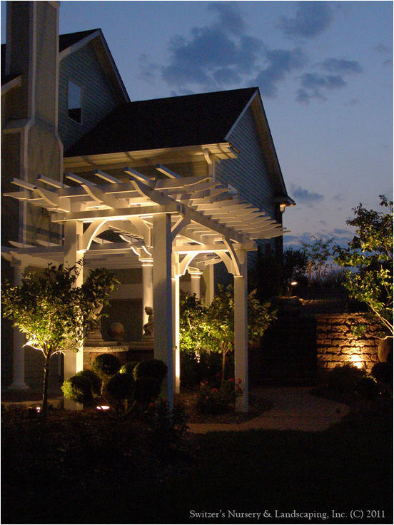Pergola Lighting Effects 3