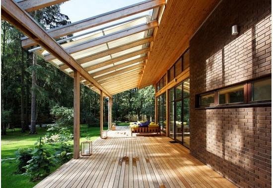 Pergola Roof Ideas 1