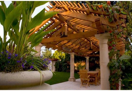 Pergola Roof Ideas 3