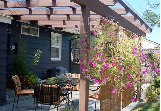 Pergola Roof Ideas And Designs