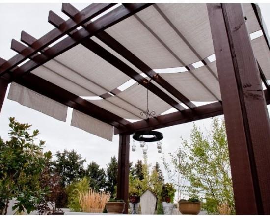 Pergola Canopy Designs