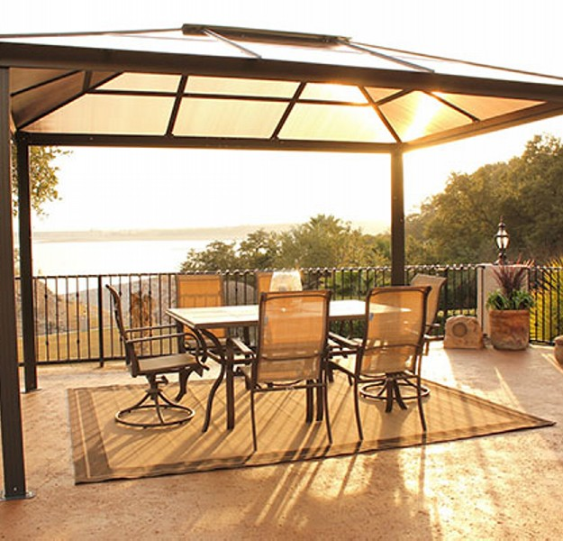 aluminum pergola gazebos kits pergola gazebos. Black Bedroom Furniture Sets. Home Design Ideas