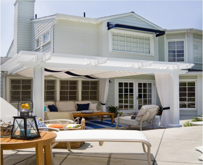 Fabric Gazebo Cover Ideas
