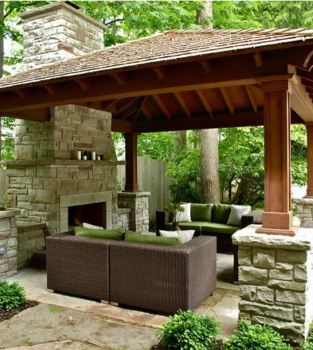 Gazebo Ideas for Backyard 2