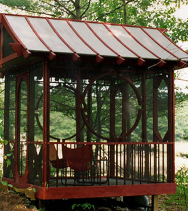 Gazebo Ideas for Backyard 3