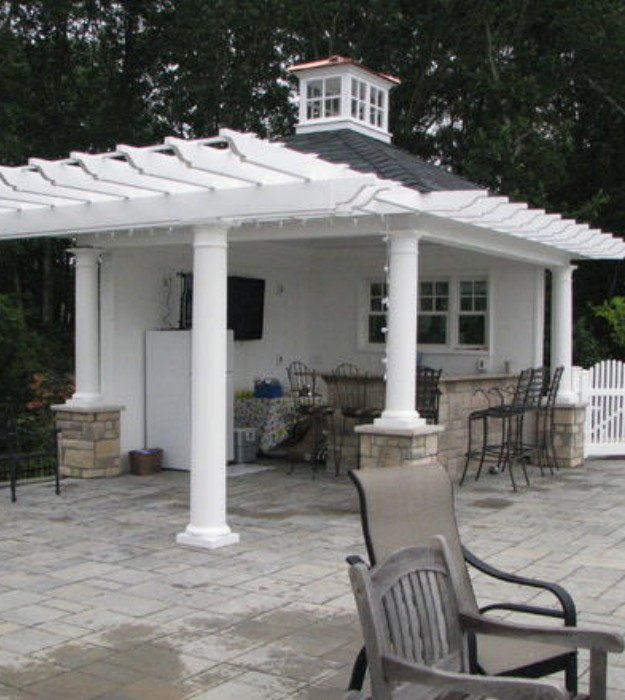 Gazebo Ideas for Backyard 4