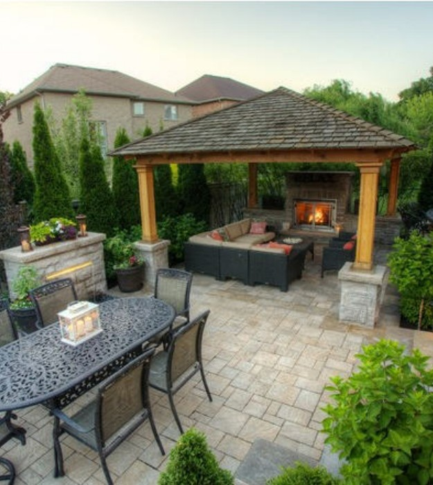 Gazebo Ideas for Backyard 6