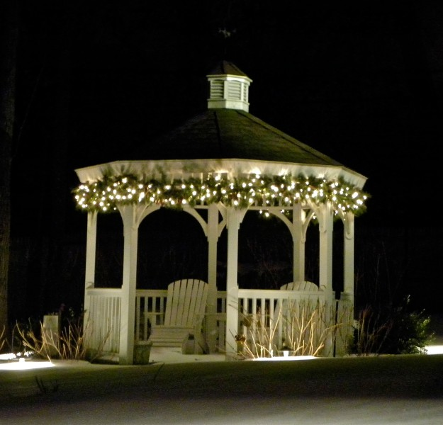 Low Voltage Gazebo Lights Ideas 1