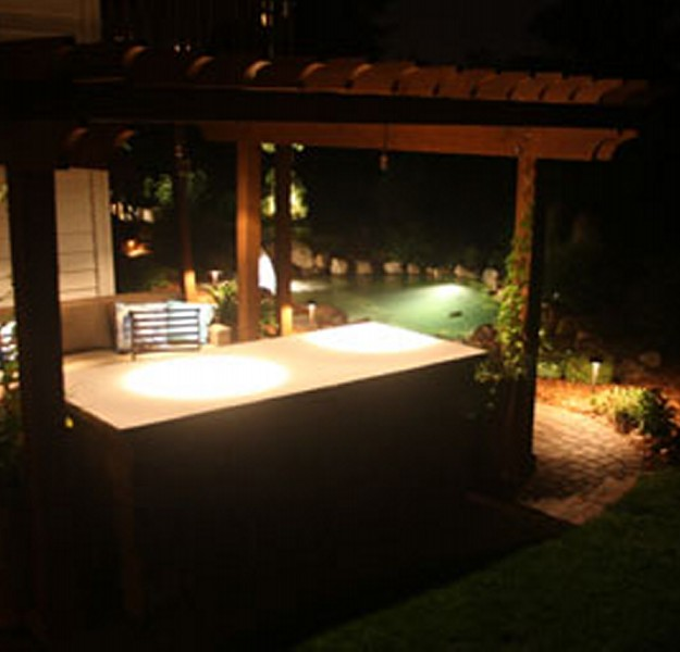 Low Voltage Gazebo Lights Ideas 2