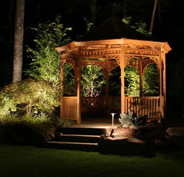Low Voltage Gazebo Lights Ideas 3