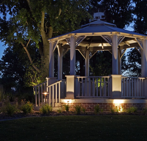Low Voltage Gazebo Lights Ideas 4