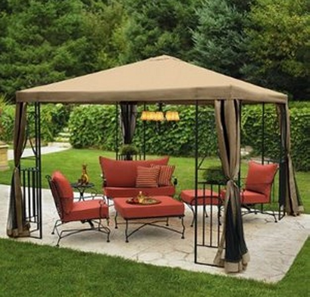 Low Voltage Gazebo Lights Ideas