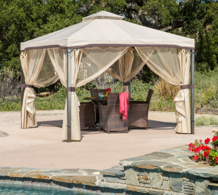 Outdoor Canopy Pergola 3