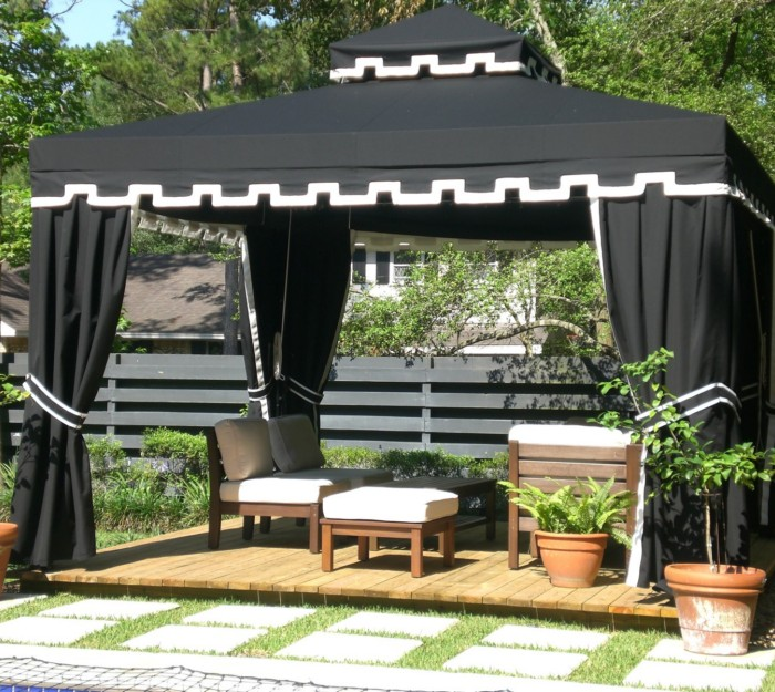 Outdoor Canopy Pergola Gazebos