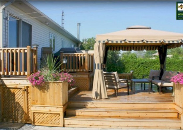 Pergola Gazebo Ideas for Decks