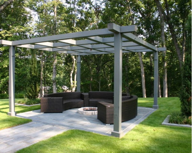 Pergola Gazebo Ideas for Decks 4