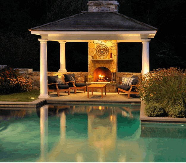 Pergola Lighting Fixtures 1