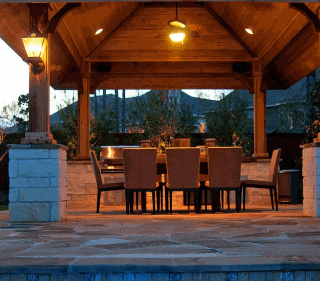 Pergola Lighting Fixtures