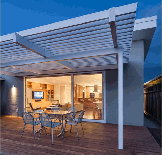 Pergola On Deck Designs 5