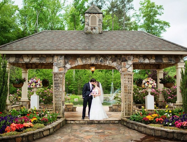 Pergola Wedding Designs 4