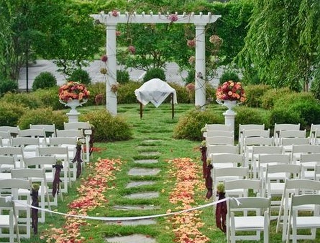 Pergola Wedding Designs 5