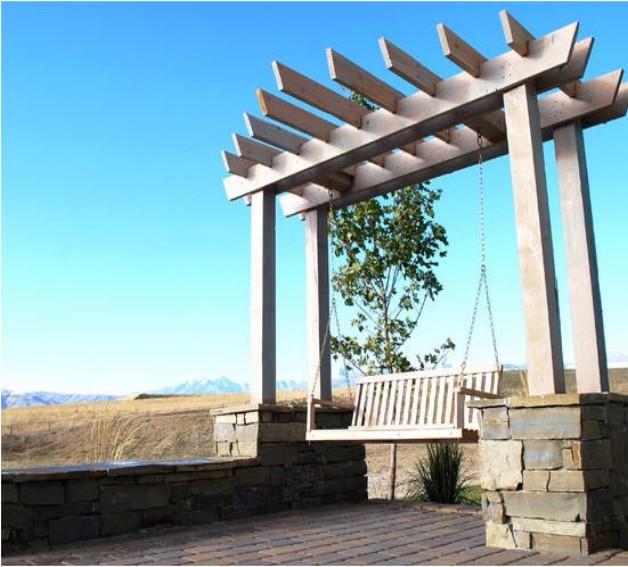 Arbor Swing Set Plans 1