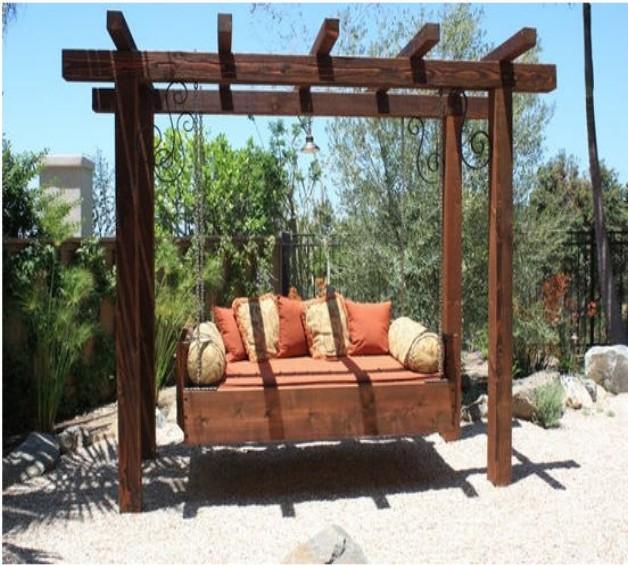 Arbor Swing Set Plans 2