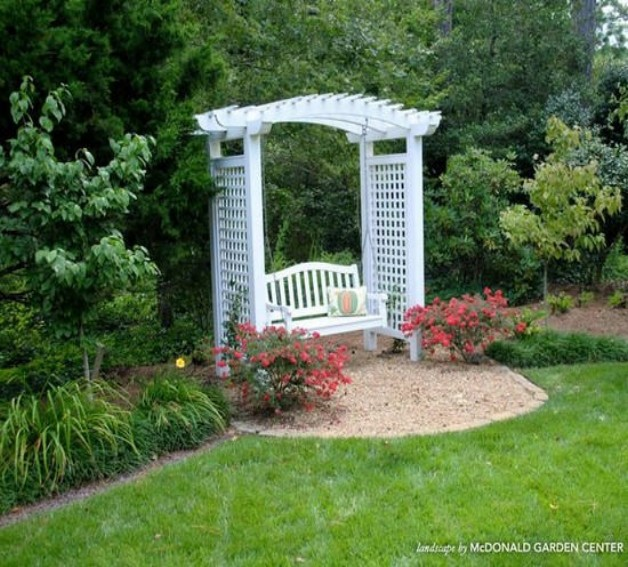Arbor Swing Set Plans 5