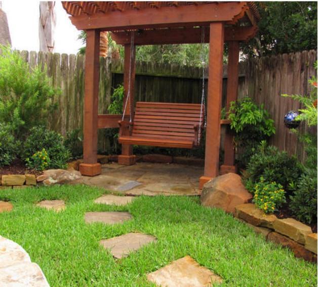 Arbor Swing Set Plans